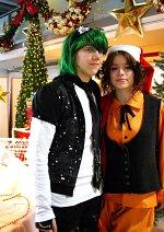 Cosplay-Cover: Weihnachts (Elfchen)