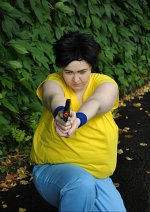 Cosplay-Cover: Tank