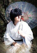 Cosplay-Cover: Reisi Munakata (Kimono)