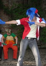 Cosplay-Cover: Tyson