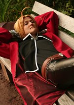 Cosplay-Cover: Edward Elric