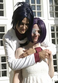 Cosplay-Cover: Rokudo Mukuro (White Suit)