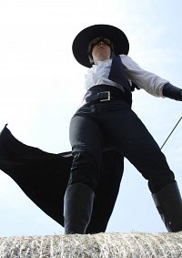 Cosplay-Cover: Zorro / Diego de la Vega