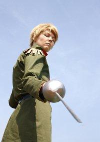 Cosplay-Cover: Leutnant Gabriel