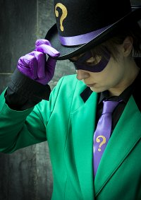 Cosplay-Cover: The Riddler