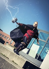 Cosplay-Cover: Thor of Asgard