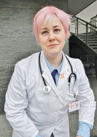 Cosplay-Cover: akari - doctor of the circus