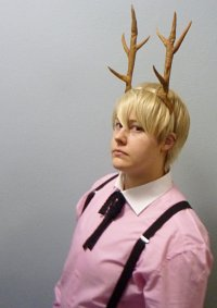Cosplay-Cover: mamura daiki - official art deer-version