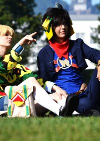 Cosplay-Cover: Roan