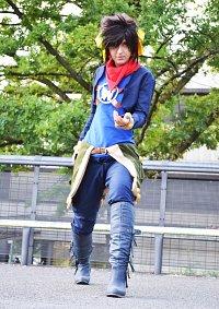 Cosplay-Cover: Ryudo