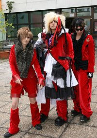 Cosplay-Cover: Hitsugi [Ultimate Circus Live]