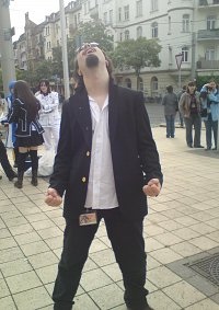 Cosplay-Cover: Harima Kenji