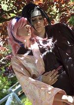 Cosplay-Cover: Haruno Sakura (Kimono Fanversion)