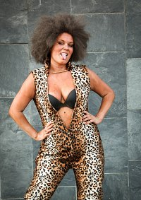 Cosplay-Cover: Scary spice / Mel B [Spice Girls]
