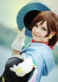 Cosplay-Cover: Trucy Wright