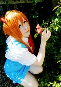 Cosplay-Cover: Asuka Langley Soryu