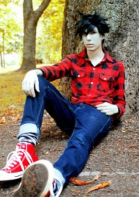 Cosplay-Cover: Marshall Lee [Basic]