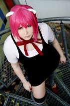 Cosplay-Cover: Lucy [Black Dress]