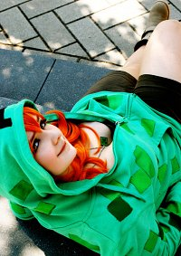 Cosplay-Cover: Creeper * Girl