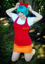Cosplay-Cover: Bulma Briefs{Tournement