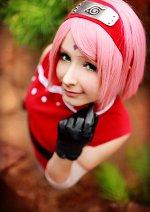 Cosplay-Cover: Sakura Haruno (The Last