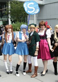 Cosplay-Cover: Triela (Version aus Band 10)