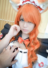 Cosplay-Cover: Maple [Maid]