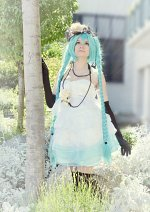 Cosplay-Cover: Hatsune Miku - Camellia
