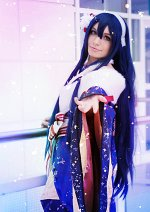 Cosplay-Cover: Umi Sonoda - Happy New Year (Idolized)