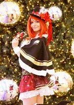 Cosplay-Cover: Maki Nishikino - Christmas Version (2015)