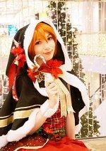 Cosplay-Cover: Rin Hoshizora [Christmas 2015]
