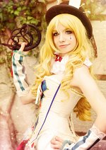 Cosplay-Cover: Eli Ayase - Circus Version (Idolized)