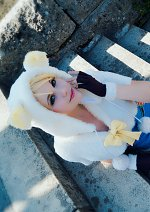 Cosplay-Cover: Eli Ayase [Fox Dress/Animal]