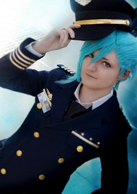 Cosplay-Cover: Mikaze Ai [Shining Airlines]