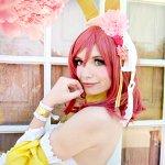 Cosplay: Maki Nishikino - Easter