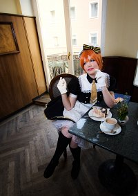 Cosplay-Cover: Rin ~*Maid unidolized*~