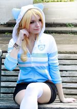Cosplay-Cover: Eli Ayase - 2nd Animal Version (normal)