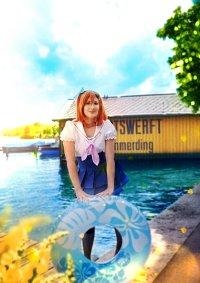 Cosplay-Cover: Honoka Kousaka - Marine vers.