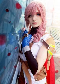 Cosplay-Cover: Lightning Farron