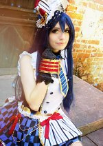 Cosplay-Cover: Umi Sonoda - Café Maid (idolized)