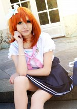 Cosplay-Cover: Honoka Kosaka - Marine (normal)