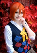 Cosplay-Cover: Rin Hoshizora - Constellation Normal