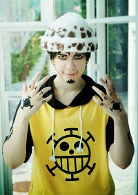 Cosplay-Cover: Trafalgar Law -Sabaody Archipel-