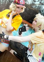 Cosplay-Cover: Cidney Aurum - Chocobo Carneval