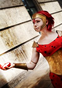 Cosplay-Cover: Hyppolitia [Ancient Ladybug ]
