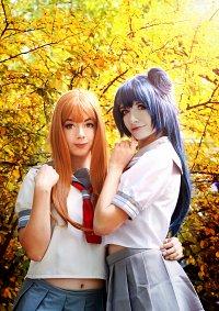 Cosplay-Cover: Hanamaru Kunikida
