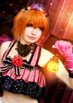 Cosplay-Cover: Rin Hoshizora - Little Devils (idolized)