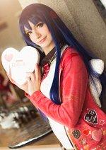 Cosplay-Cover: Umi Sonoda - Valentine (idolized)