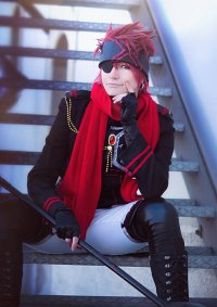 Cosplay-Cover: Lavi Bookman jr. - 3rd Uniform