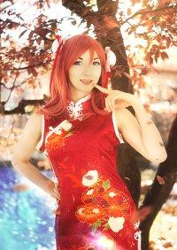 Cosplay-Cover: Maki Nishikino [China Dress]